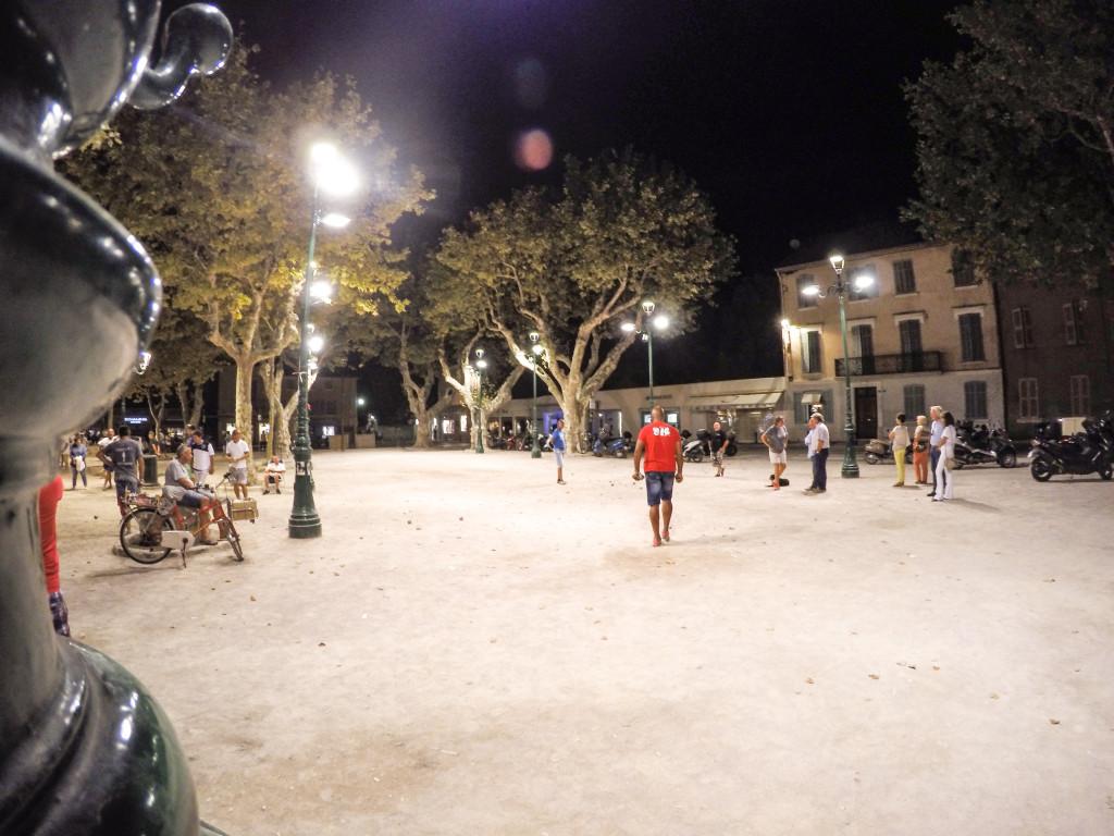 Saint-Tropez - pentanque